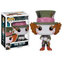 Boneco Funko Pop Disney Alice In Wonderland Mad Hatter 177