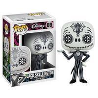 Boneco Funko Pop Disney Serie 1 Jack Skellington 69