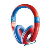 Headphone trust kids sonin t23585 azul e laranja com fio - pc e mobile