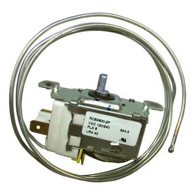 Termostato Universal Freezer Robertshaw Rc 53600-2/k/e/p/u Rc 53600-2/k/e/p/u