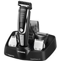 Aparador e cortador de cabelo body groom bg 05 bivolt mondial