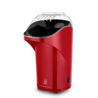 Pipoqueira Elétrica Sem Óleo 127v Com 1200w Vermelha Multilaser - Ce108