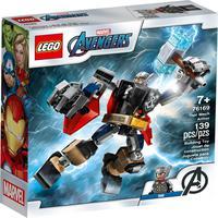 Lego Marvel - Armadura Robô De Thor - 76169