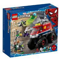 Lego Spiderman - Caminhão Gigante De Homem-aranha Vs Mysterio - 76174
