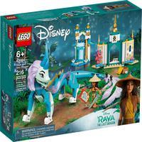 Lego Disney - Raya E O Último Dragão Sisu - 43184
