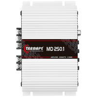 Módulo Amplificador Taramps Md 250 Watts Classe D 1 Canal 250w Rms Módulo Amplificador Taramps Md 250 Watts 2 Ohms