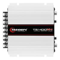 Modulo Taramps Ts400 Digital 4 Canais 400w Rms Rca Taramps Ts400x4