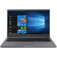 Notebook Samsung Intel Celeron 4gb, 500gb, 15.6'' Book ,Windows 10, Home Cinza, Chumbo Np550xda-ko1br