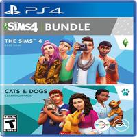 The Sims 4 Plus Cats & Dogs - Ps4