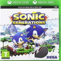Sonic Generations - Xbox-360-one