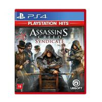 Jogo Assassin´s Creed Syndicate Hits - Ps4