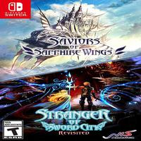 Saviors Of Sapphire Wings & Stranger Of Sword City Revisited - Switch