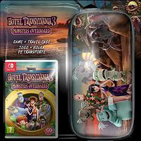 Hotel Transylvania 3: Monsters Overboard + Travel Case - Switch