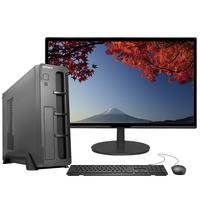 """Computador Fácil Slim Premium Completo Intel Core I5 9400F Nona Geração, 8GB DDR4, SSD 960GB, Monitor 21.5"""" Led, HDMI"""