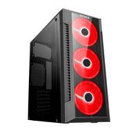Computador Gamer Fácil, Intel Core I5 2400S, 16GB, SSD 240GB, Geforce 2GB