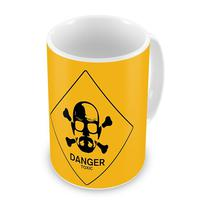 Caneca Breaking Bad Walt Toxic Danger