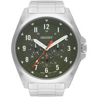 Relógio Orient Masculino Sport Prata Mbssm086-e2sx