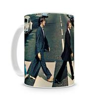 Caneca Beatles Abbey Road