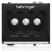 Interface De Áudio Behringer Um2 U-phoria Com Phantom Power