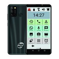 "Celular Smartphone Idoso  F31 Dual Chip 32gb Tela 6.26""ips, Leitor Digital, Capa Silicone E Película"