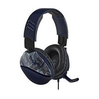 Headset Gamer Recon 70 Azul Camuflado - Turtle Beach