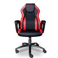 Cadeira Gamer Elements Gaming Elemental Ignis Vermelha