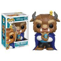Boneco Funko Pop Disney Beauty And Beast The Beast 239