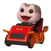 Boneco Funko Pop Disney Mr. Toad With Car 89