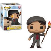 Boneco Funko Pop Disney Mary Poppins Jack The Lamplighter 469