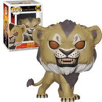 Boneco Funko Pop Disney Lion King Scar 548