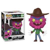 Boneco Funko Pop Animation Rick And Morty Scary Terry 300