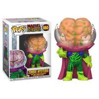 Boneco Funko Pop Marvel Zombies Mysterio 660