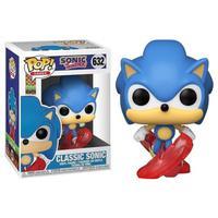 Boneco Funko Pop Sonic 30th Sonic Classic 632