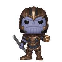 Boneco Funko Pop Marvel Avengers Endgame *super Size 10* Thanos 460