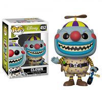 Boneco Funko Pop Disney Nightmare Before Christmas Clown 452