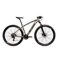 Bicicleta Alum 29 Ksw Cambios Gta 27 Vel Freio Disco Hidráulica - 21´´ - Grafite/preto Fosco