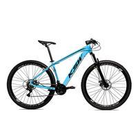 Bicicleta Alumínio Aro 29 Ksw 24 Velocidades Freio A Disco Krw16 - 19´´ - Azul/preto