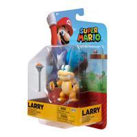 Super Mario - Boneco 4.0 Polegadas Colecionável - Larry