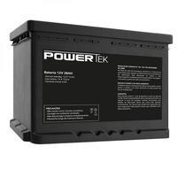 Bateria Powertek 12V 28Ah Preto - EN019