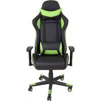 Cadeira Gamer Reclinável Predator Com 2 Almofadas Zidi