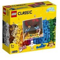 Lego Classic Peças E Luzes - Lego 11009