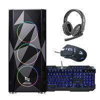 Kit - Pc Gamer Neologic - Nli82753, AMD Ryzen 5 5600G, 8GB (radeon Vega 7 Integrado) HD 1TB