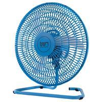 Ventilador Médio Vanna Oscilante 220v Azul