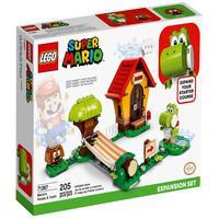 Lego Super Mario - Pacote De Expansão Casa De Mario E Yoshi - 71367