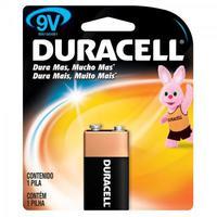Bateria 9v Mn1604 Duracell