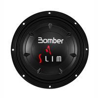 Alto Falante Subwoofer  Slim 10 Polegadas 200 Watts Rms 4 Ohms Bobina Simples - Bomber