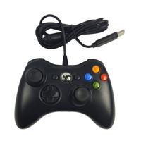 Controle com Fio para Xbox 360 Slim Fat, Pc, Joystick