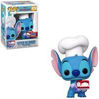 Funko Pop! Disney: Lilo e Stitch 978 - Stitch As Baker Convention 2020