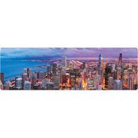 Quebra Cabeça 1500 Peças Skyline De Chicago