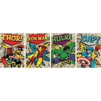 Quebra Cabeça 500 Peças Nano - Marvel Comics Sort #